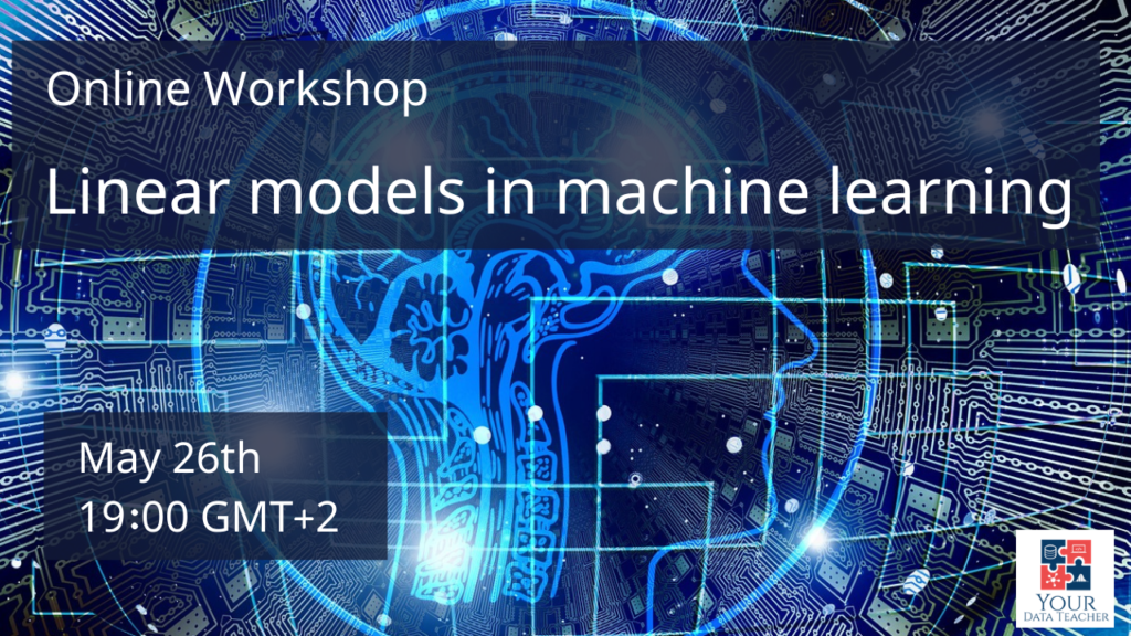 linear models in machine learning