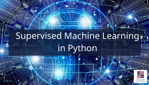 Supervised Machine Learning in Python